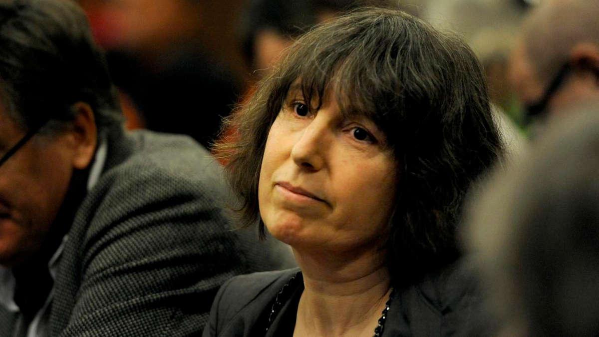 Françoise Nicolas. (Photo Marc Chaumeil)