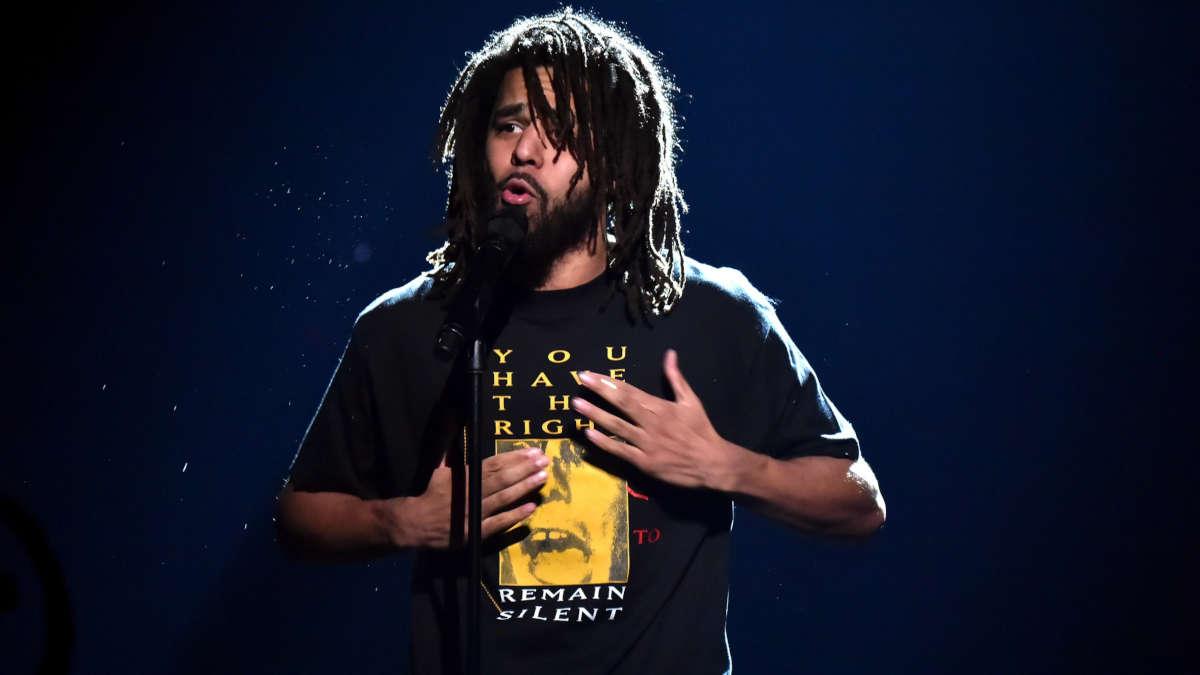 J Cole (Photo de Kevin Mazur/Getty Images pour BET)