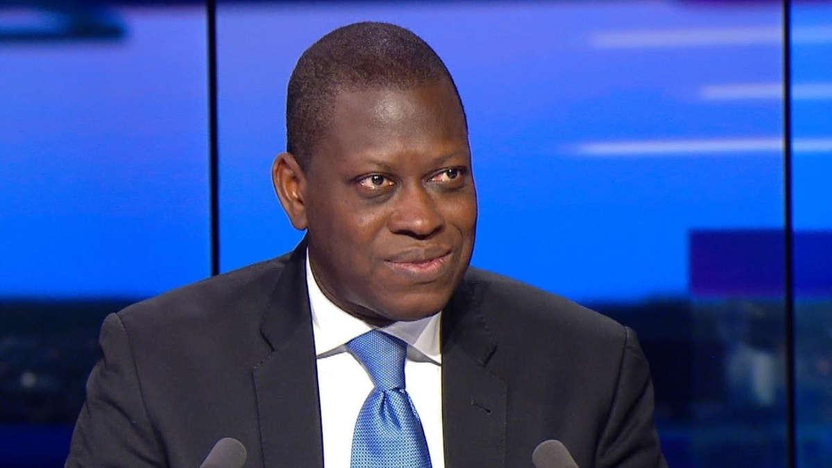 Capture écran France 24