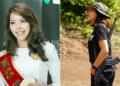 Htar Htet Htet : la miss birmane qui défie les militaires avec un AK-47
