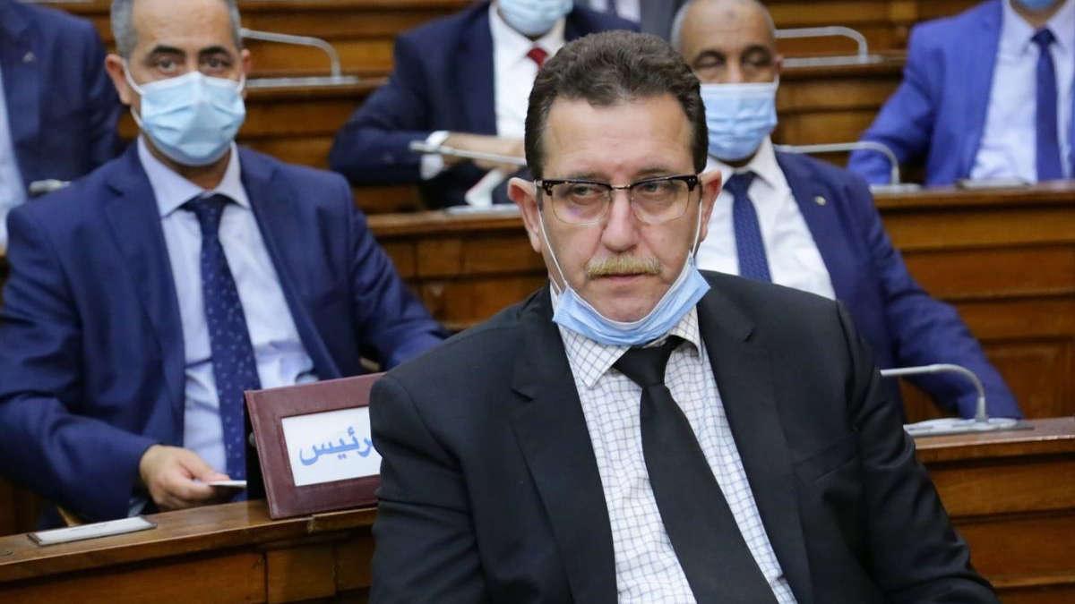 Abdelhamid Hamdani (Ministre algérien de l'agriculture)
