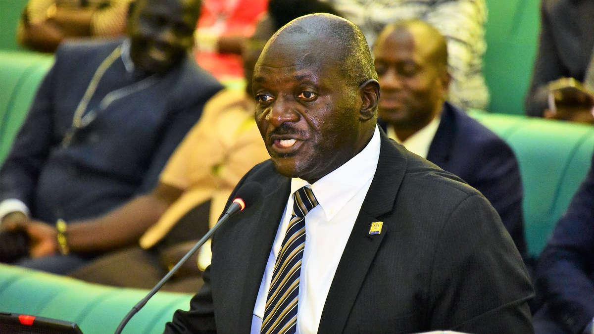 Edward Katumba Wamala (Photo DR)