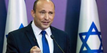 Naftali Bennett, 1er ministre d'Israël (Photo Yonatan Sindel/AFP via Getty Images)