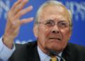 USA: Donald Rumsfeld, ancien secrétaire à la défense décède à l'âge de 88 ans