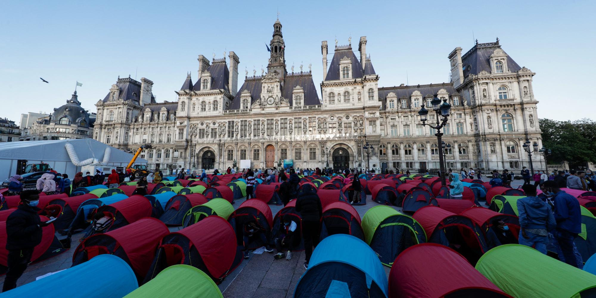 Photo GEOFFROY VAN DER HASSELT / AFP