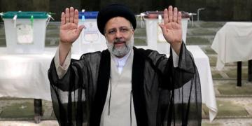 Ebrahim Raïssi (Photo AFP)