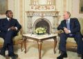 Russie : après la Centrafrique, un accord débute avec le Congo