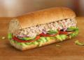 Subway : les sandwichs au thon ne contiennent en réalité pas de thon selon un labo