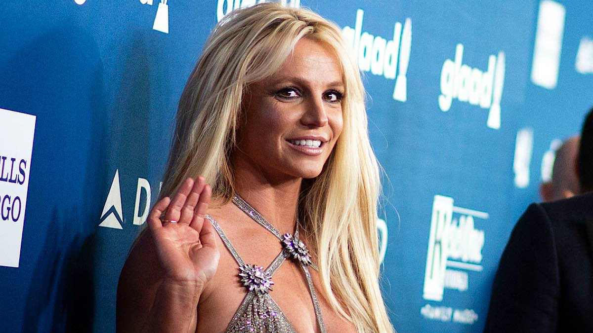 Britney Spears (photo © VALERIE MACON / AFP)