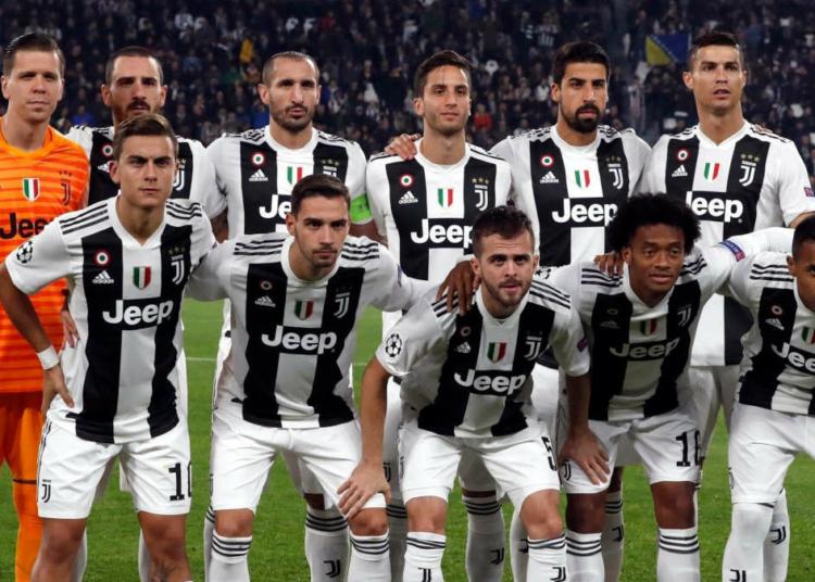 Juventus (Photo AP)