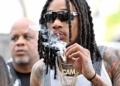 Covid-19 : le rappeur Wiz Khalifa testé positif