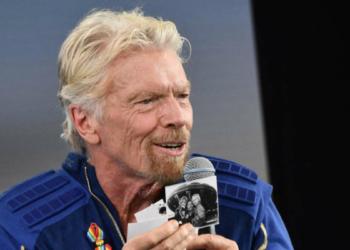 Richard Branson (Photo DR)