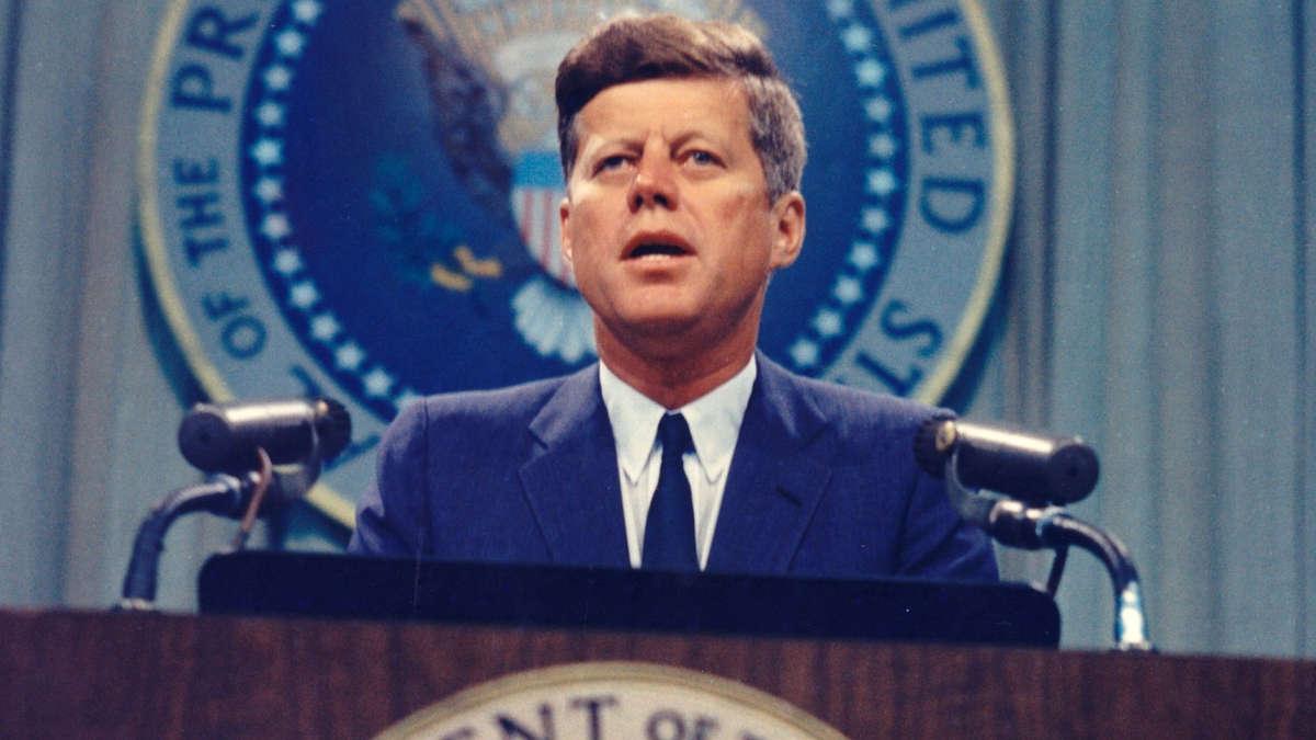 John Kennedy - Photo : Rex / Shutterstock