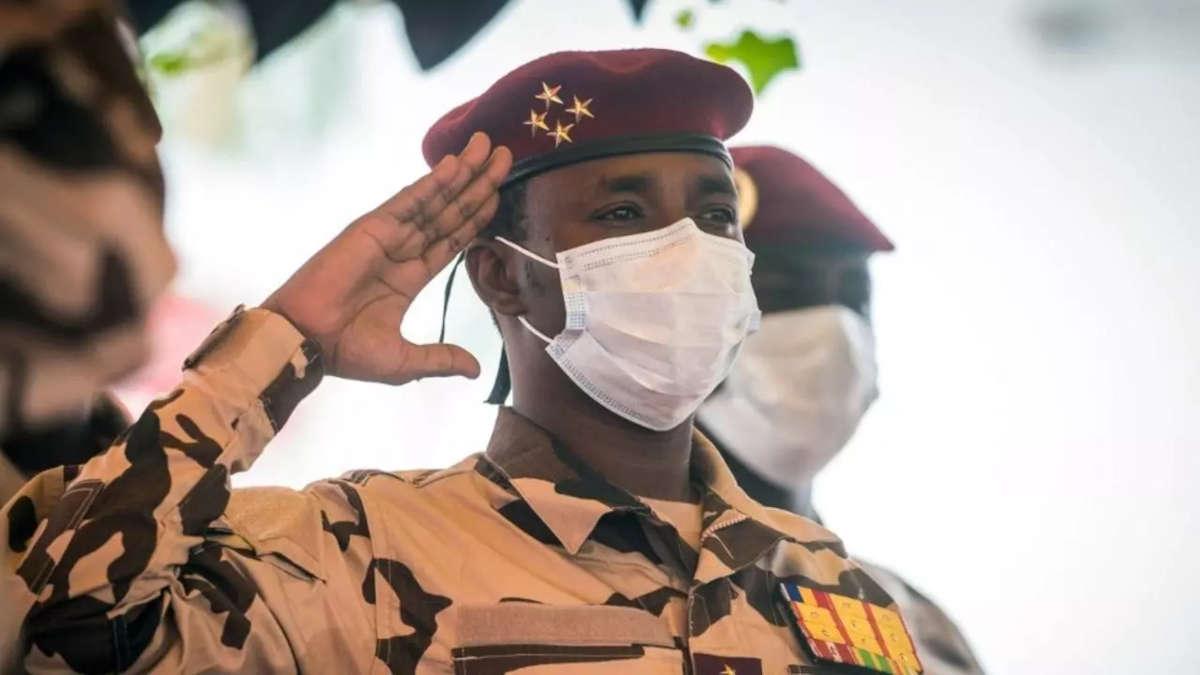 Mahamat Idriss Déby (Photo AFP - CHRISTOPHE PETIT TESSON)
