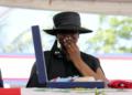 Funérailles de Jovenel Moïse : sa femme Martine met en garde les haïtiens