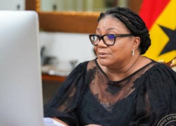 Rebecca Akufo Addo - photo : DR
