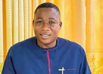 Sunday Igboho - photo : DR