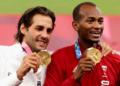JO 2020 : 2 médailles d'Or attribuées à des athlètes du saut en hauteur