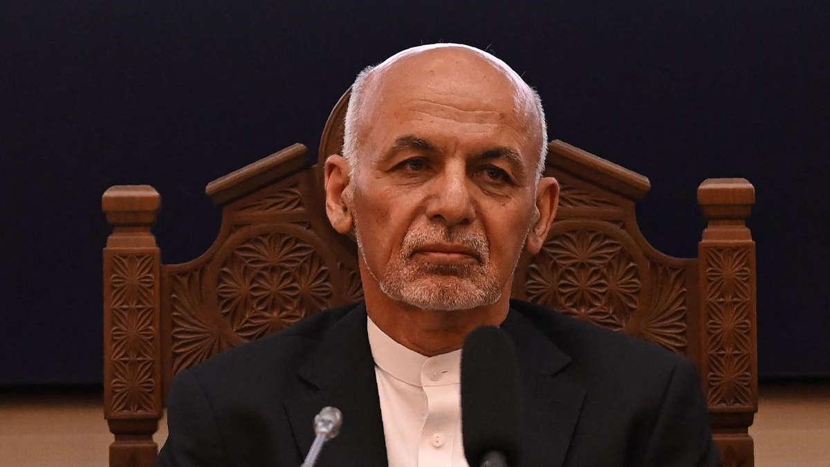 Ashraf Ghani - PHOTO : AFP