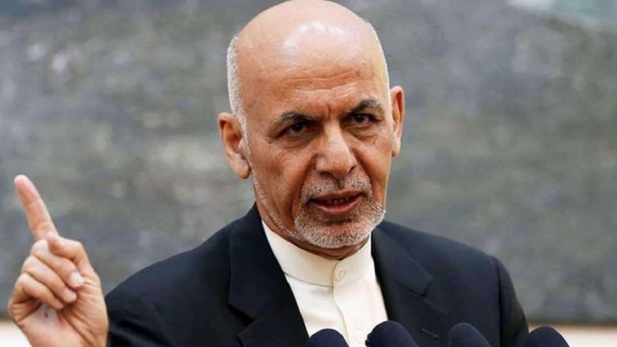 Ashraf Ghani (Photo DR)