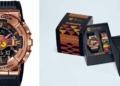 Une montre Casio conçue avec Rui Hachimura aux couleurs du Bénin
