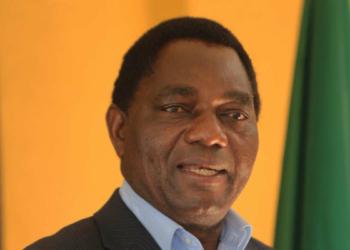 Hakainde Hichilema - Photo : DR