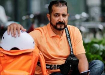 Sayed Sadaat (Photo de Hannibal Hanschke/Reuters)