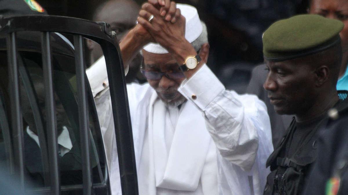 Hissène Habré (Photo DR)