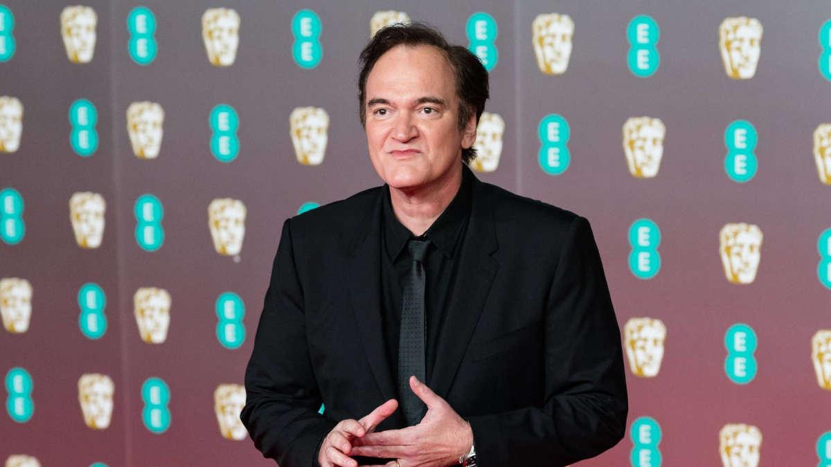 Quentin Tarantino (Photo credit should read Wiktor Szymanowicz/Barcroft Media via Getty Images)