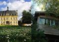 Un français vend son château pour habiter dans un 30 mètres carré dans les arbres