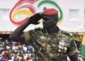 Guinée : la CEDEAO donne un ultimatum à Mamady Doumbouya