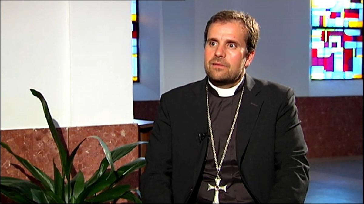 Mgr Xavier Novell Gomà - photo : Capture écran