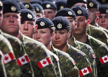 Armée canadienne (photo dr)