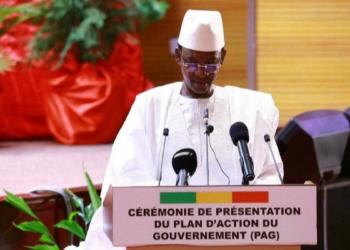 Choguel Maïga (Photo AFP)
