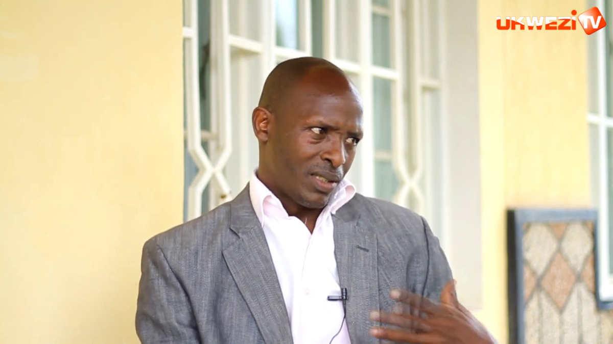 Christopher Kayumba