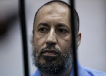 Saadi Kadhafi © REUTERS /Ismail Zitouny
