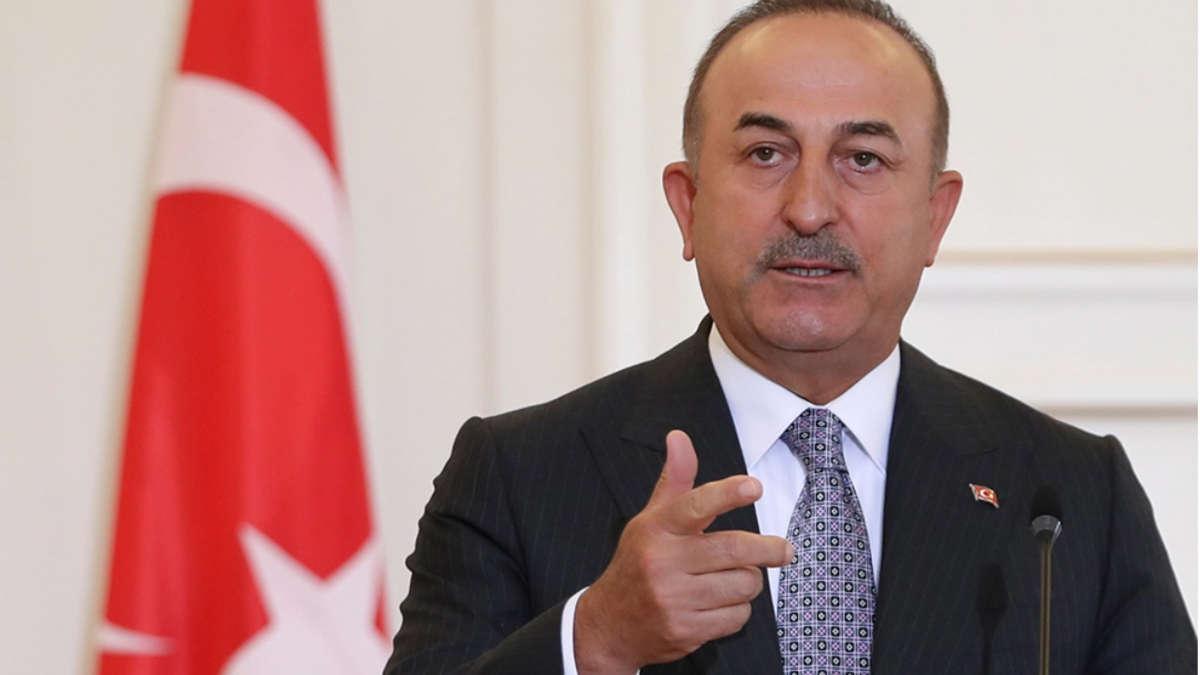 Mevlüt Çavuşoğlu (Photo Reuters)
