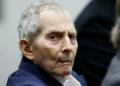 Le millionnaire Robert Durst condamné à perpétuité pour meurtre aux USA