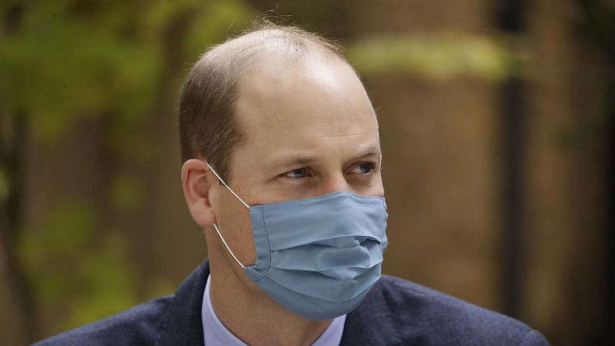 Prince William -photo : KEYSTONE