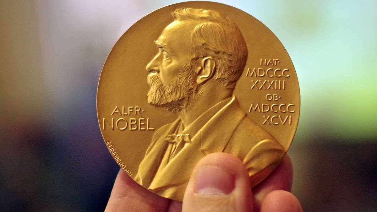 La médaille Nobel (Photo DR)
