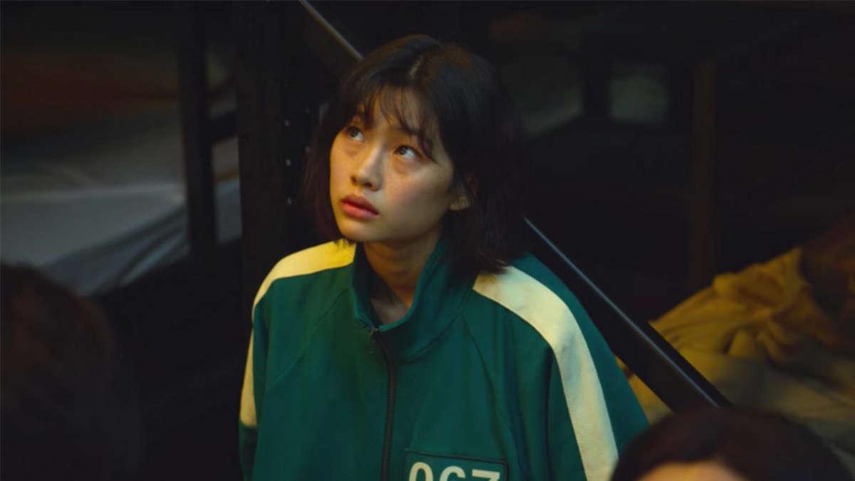 HoYeon Jung (Squid Game - Netflix)