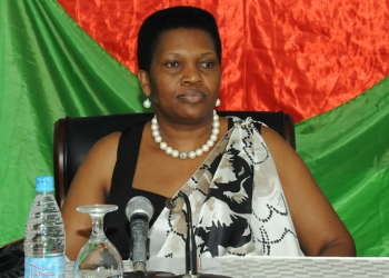 Denise Nkurunziza (IMAGE VIA RUGALI)