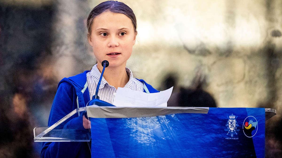 Greta Thunberg (IBL / Shutterstock)