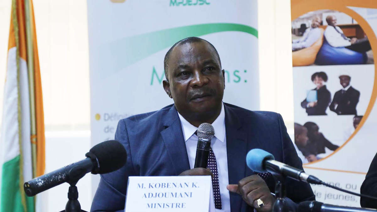 Adjoumani Kobenan Kouassi, photo DR