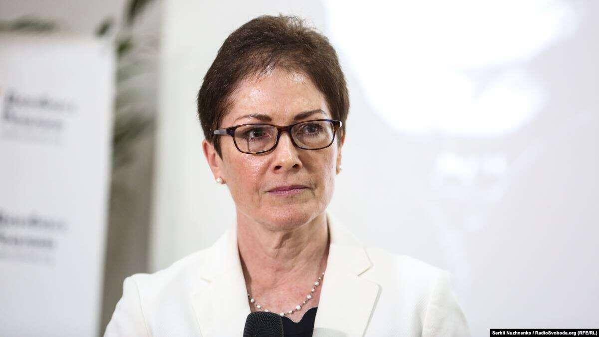 L'ambassadrice Marie Yovanovitch