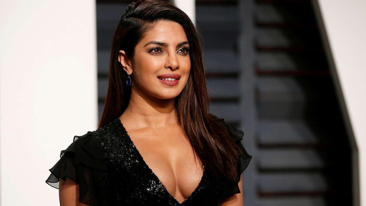 L'actrice Priyanka Chopra - REUTERS / Fichier photo / Danny Moloshok