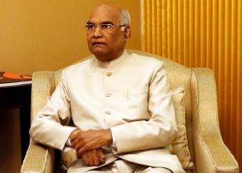 Président de l'Inde