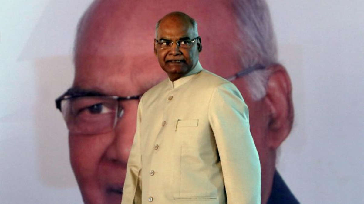 Président de l'Inde - Photo : Reuters