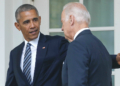 Retrait d'Afghanistan : Barack Obama salue la décision de Joe Biden