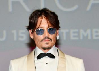 Johnny Depp - Photo AP